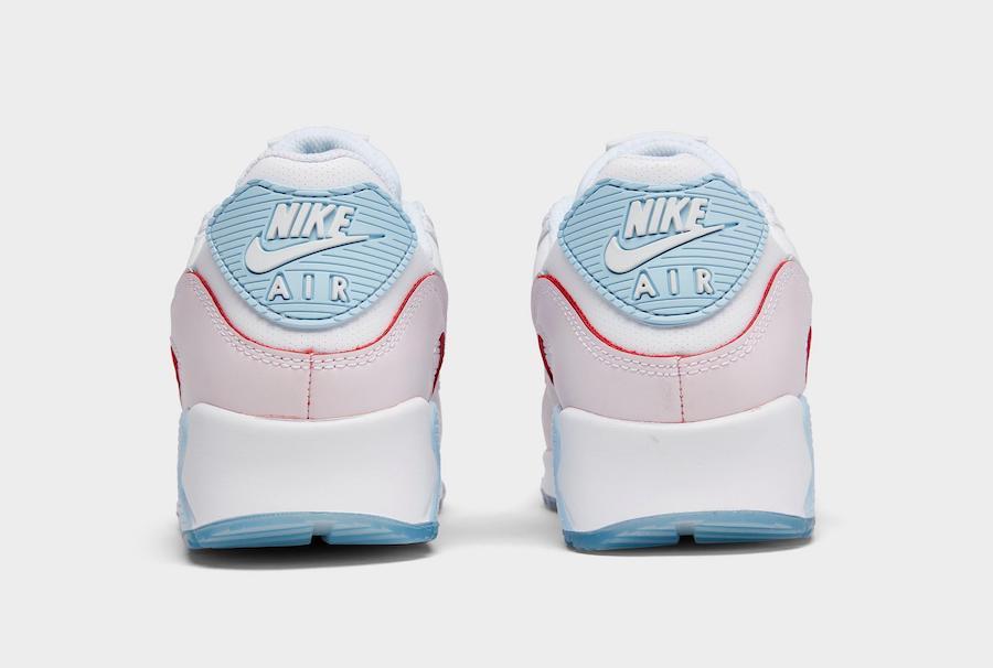 Nike Air Max 90 DIY Flare