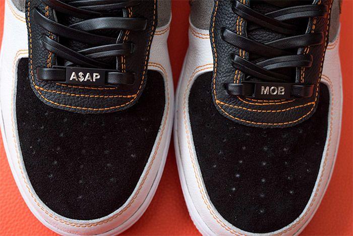 Deubré Bespokeind Nike Air Force 1 Asap Ferg 4