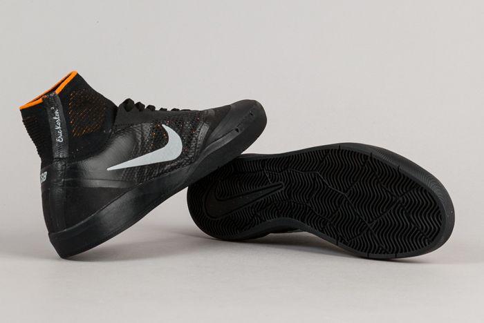 Nike Sb Koston 3 Hyperfeel Xt Black Clay Orange4