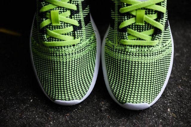 Adidas Element Refine Js Lime 1