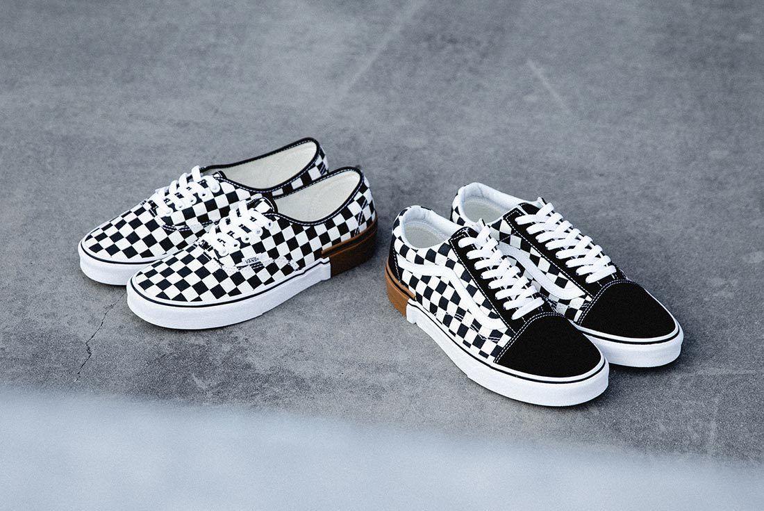 Vans Checkerboard Pack 3