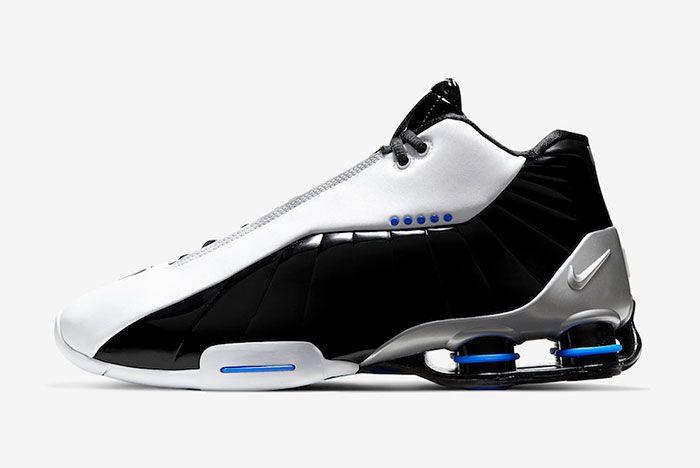 Nike Shox Bb4 At7843 102 Lateral