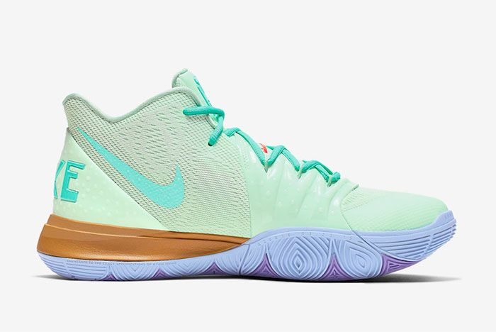 Nike Kyrie 5 Squidward Tenticles Right