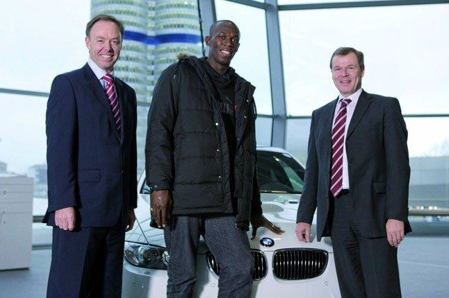 Olympic Championusain Bolt And Bmw M3 Img 1 1