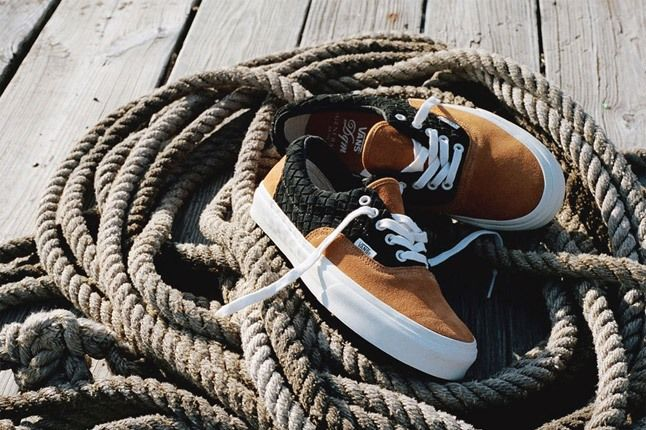 Dqm For Vans Wovens Collection Sk8 Hi Holiday 2012 Pairs 1