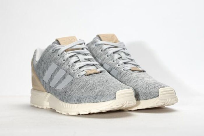 Adidas Zx Flux Solid Grey 4