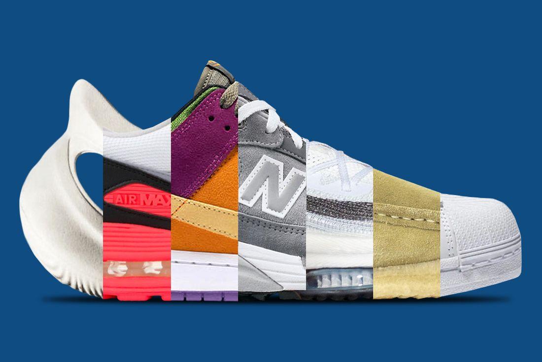 Sneaker Freaker Seven Sneakers 2020 Rotation Header
