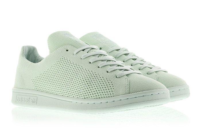 Adidas Stansmith Primeknit Green
