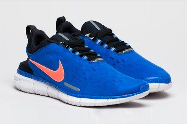 Nike Free Og Cobalt Mango 1