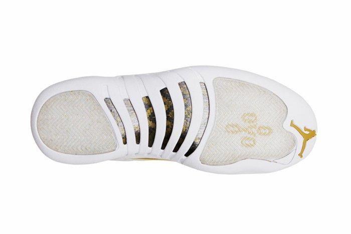 Drake X Air Jordan 12 Ovo White Stingray3