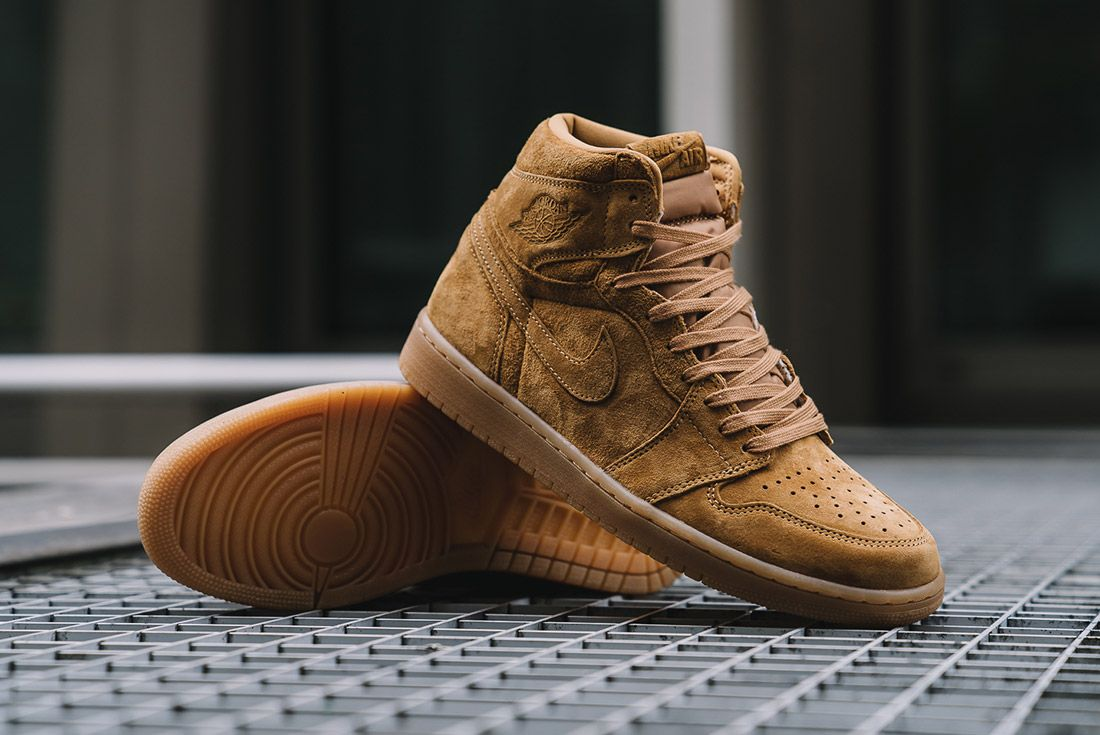 Air Jordan 1 Wheat 2
