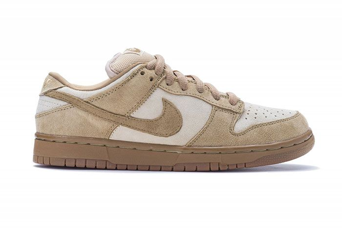 Nike Sb Dunk Low Reese Lateral Side