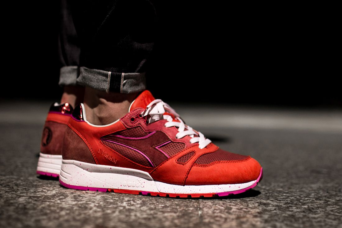 The Good Will Out X Diadora The Rise And Fall Of The Roman Empire Pack4
