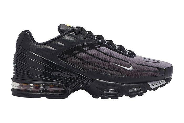 Nike Air Max Plus Iii Black