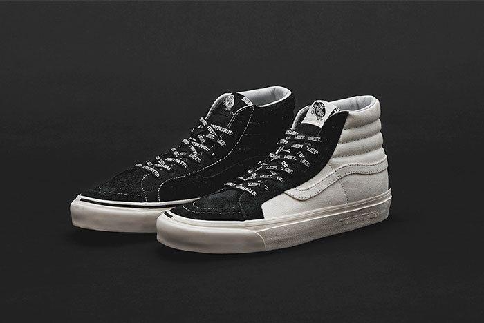 Vans X Footpatrol Pack Blog 3