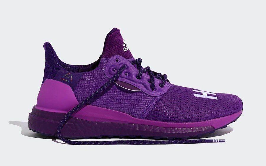 Adidas Solar Hu Glide Purple Eg7770 Release Date