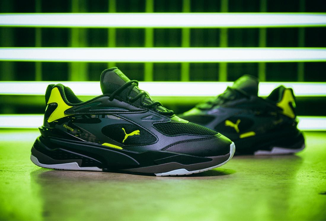 The Story Behind the Borussia Dortmund x PUMA RS-Fast - Sneaker ...