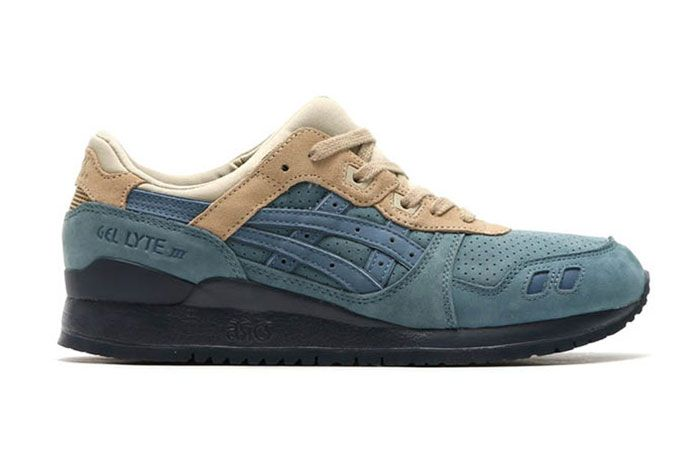 Asics Gel Lyte Iii Bluemirage 2