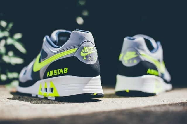 Nike Air Stab Cool Grey Volt 2