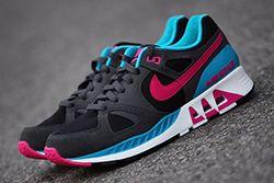 Nike Air Stab Retro 2014 Grey Pink Teal Thumb