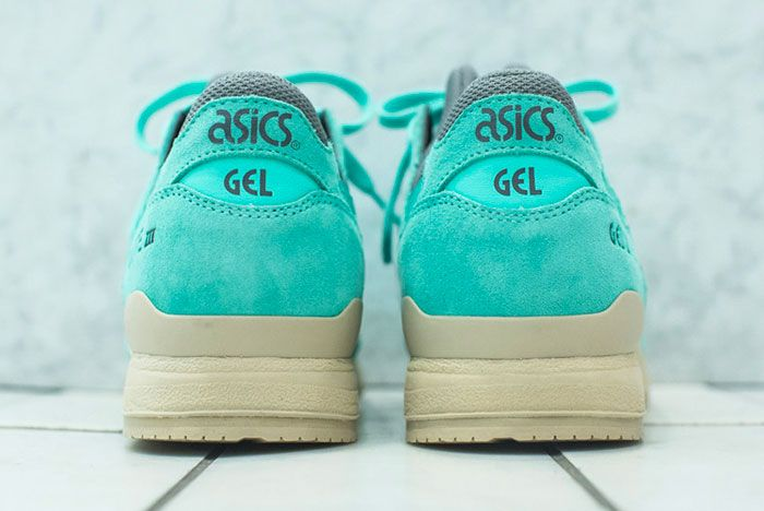 Asics Gel Lyte Iii Cockatoo Green 4
