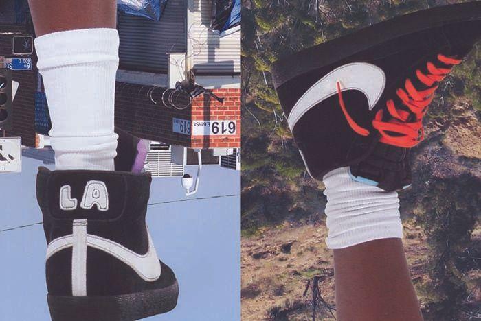 Nike Air Max 95 Blazer Nyc Editions Sheck Wes 3