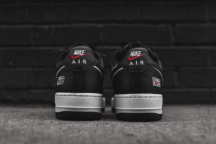 Nike Air Force 1 Low Nyc Black 9