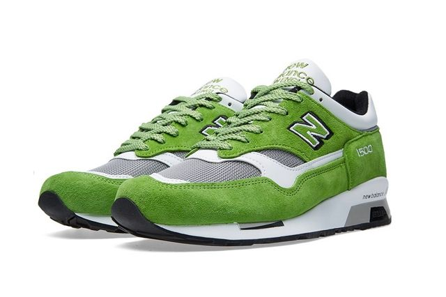 New Balance 1500 Made In Uk Lime Green 1