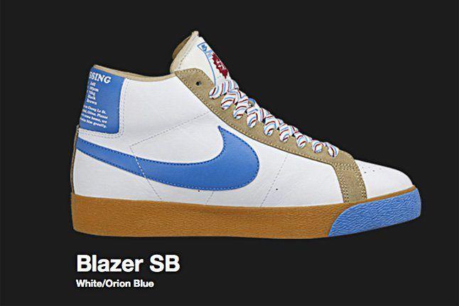 Nike Missing Blzer Sb 2007 1