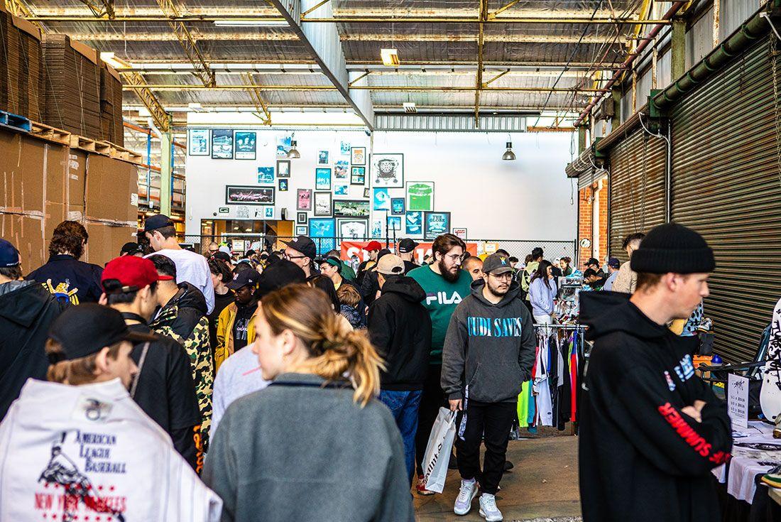 Sneaker Freaker Swap Meet October 201997