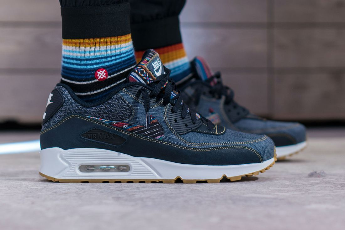Nike Air Max 90 Premium Hacky Sackfeature