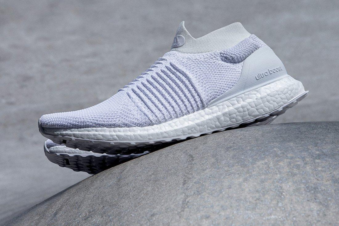 Running Track To Runway A Look At The Laceless Ultra Boost16