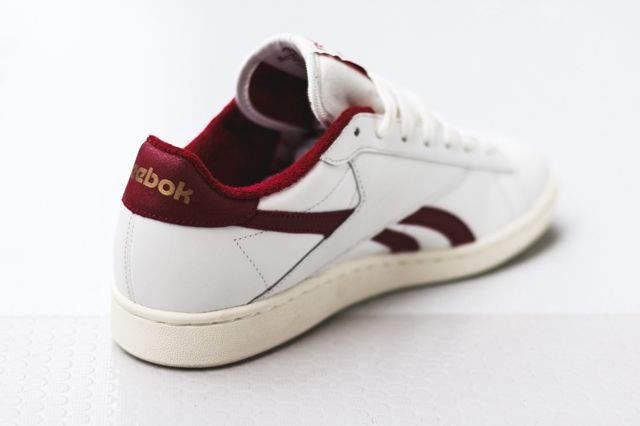 Reebok Npc Uk Chalk Burgundy W