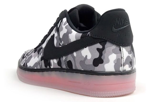 Nike Air Force Downtown Camo Reverse 1