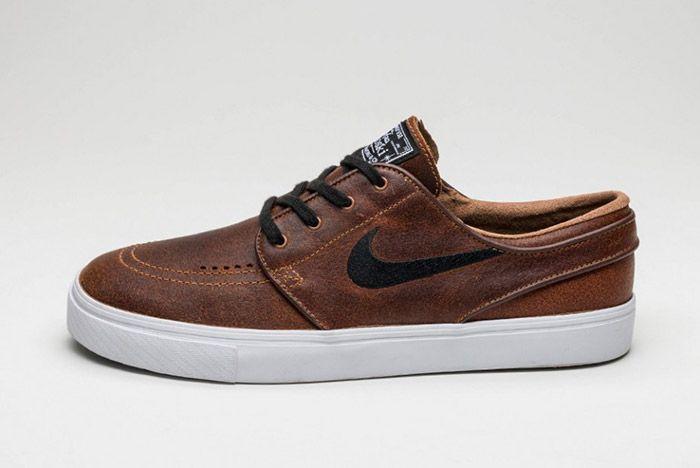 Nike Sb Zoom Stefan Janoski Ale Brown 2