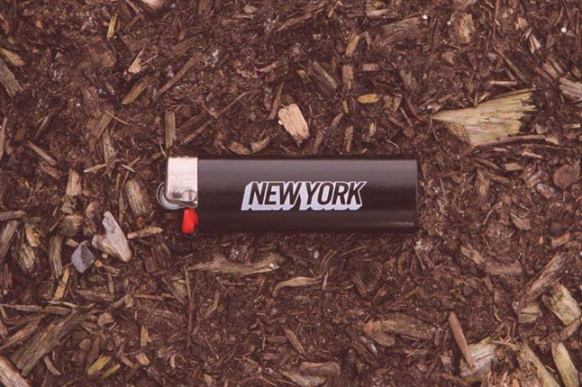 Kith X Stampd Just Dope Capsule Collection Lighter 1