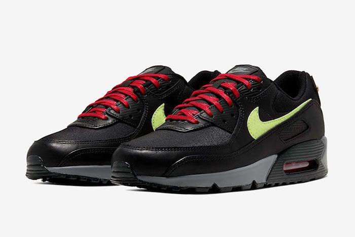Fdny Nike Air Max 90 Nyc Quarter