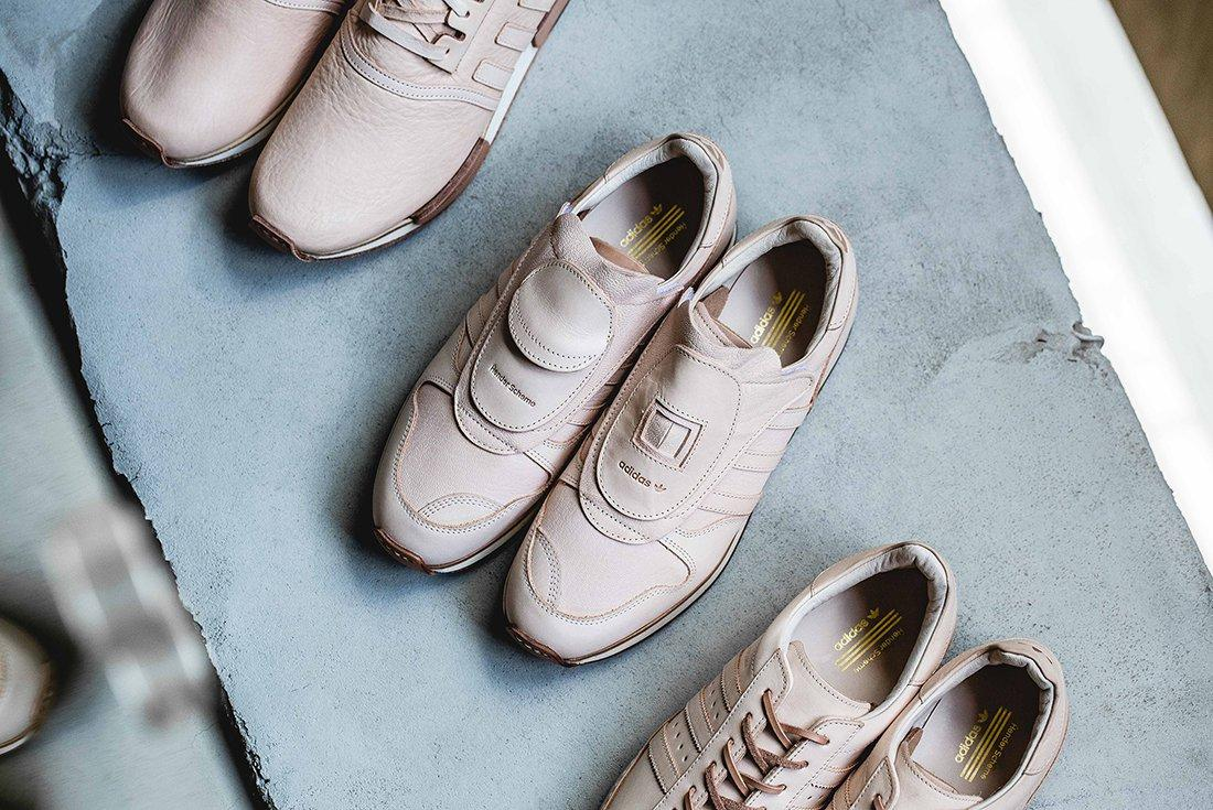 Hender Scheme X Adidas Luxe Leather Pack15