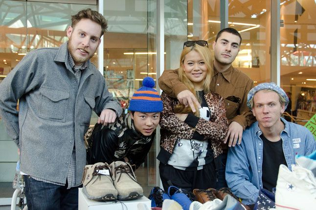 Sneaker Freaker Swap Meet Pics 14 1