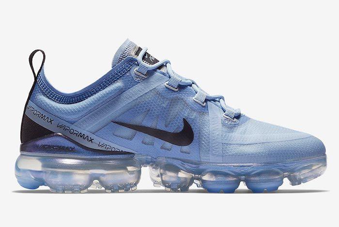 Nike Air Vapormax Aluminium Blue Side Shot 3