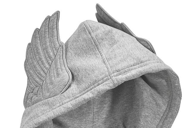 Adidas Jeremy Scott Wings Hooded Sweatshirt 1 1