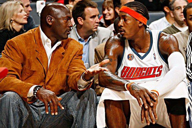 Michael Jordan Bobcats 1 1