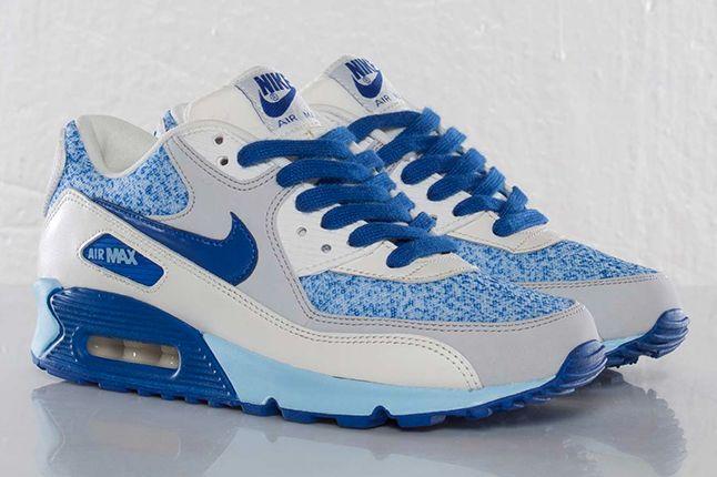 Nike Air Max 90 Wmns Hyper Blue 1