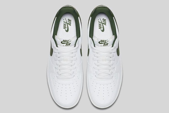 Nike Air Force 1 Green 4