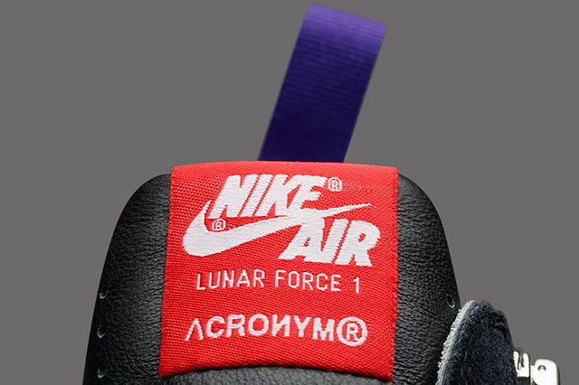 Acronym X Nike Lunar Force 1 Zip13