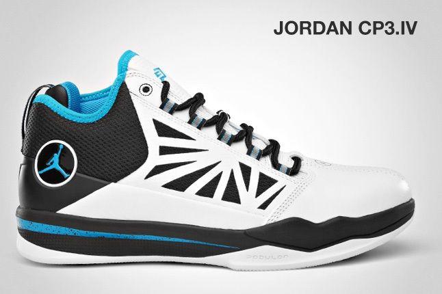 Jordan Cp3 Iv Orion Blue 1