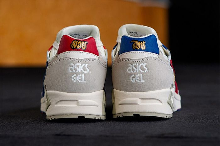 Carnival Take On the ASICS GEL-DS