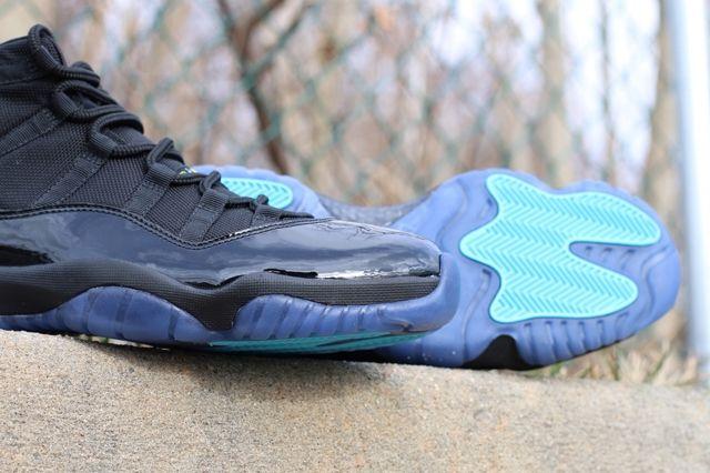 Air Jordan 11 Gamma Blue 1