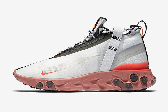 Nike React Runner Mid Ispa 8