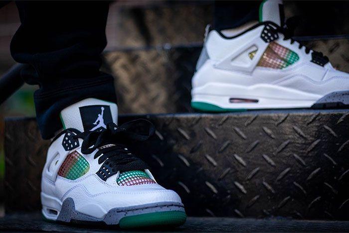 Air Jordan 4 Rasta Wmns 3